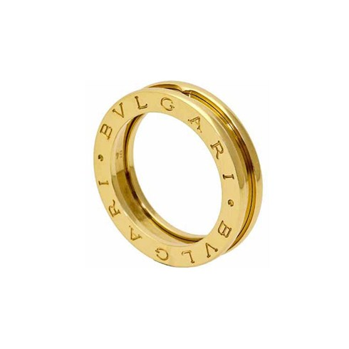Bulgari B.ZERO1 18K Gelbgold Ring Replik